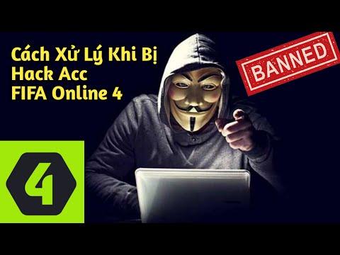 cách xử lý khi tài khoản facebook bị hack - [FIFA ONLINE 4] : Mẹo Hay Cách Xử Lý Khi Bị Hack Mất Account FO4