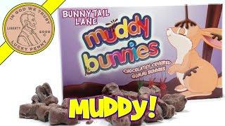 Muddy Bunnies Chocolate Covered Gummies, Bunny Tail Lane!