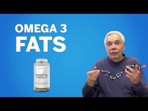 Dr. Joe Schwarcz On Omega-3 Fats And Their Fishy Benefits