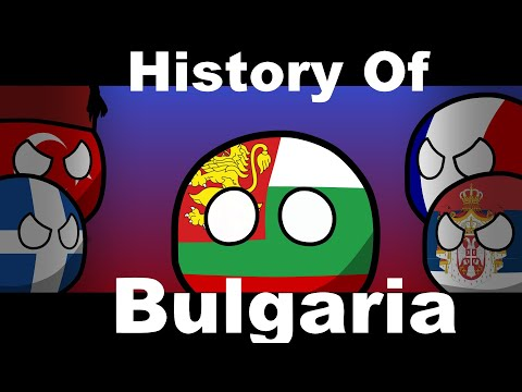 Countryballs: Modern History of Bulgaria (3rd March special)