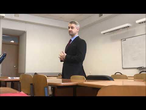 Калиновский К.Б. Предварительное расследование. Лекция. ч. 1
