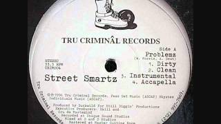 Street Smartz - Problemz Instrumental