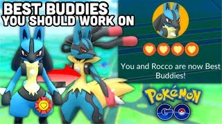 Best buddies you should work on in Pokemon GO | Recommendations for PVP & Raids