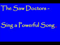 "The Saw Doctors - ""Sing a Powerful Song"""