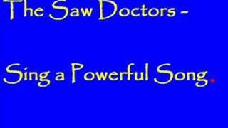 Watch Saw Doctors Sing A Powerful Song video
