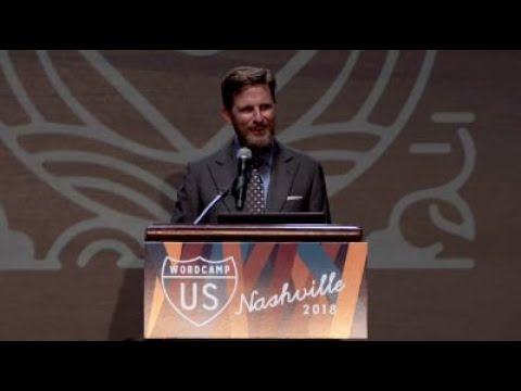 Matt Mullenweg: State of the Word 2018 - YouTube