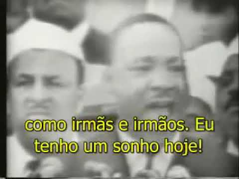 'Eu tenho um sonho': Assista ao discurso de Martin Luther King legendado