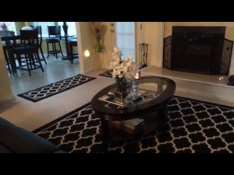 Living room tour. Budget friendly living room/ family room decor