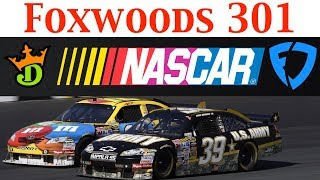 LIVE CHAT Foxwoods Resort Casino 301 Fantasy NASCAR DFS DraftKings Picks & Preview 2019