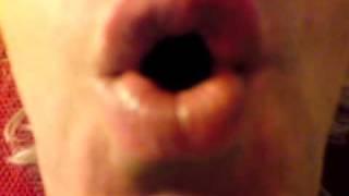 Harmonics # 2-3-4-5-6, back rounded vowels