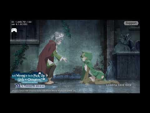 Saori Hayami - Lumiere [Danmachi : Memoria Freese Theme Song 5]