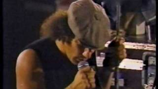 AC/DC - Nervous Shakedown [Take 2] - Rehearsals [Los Angeles 1983]