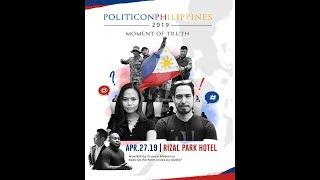 Richard Heydarian VS Sass Rogando Sasot - Politicon Philippines