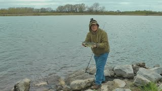 Bass Fishing Ames Iowa Ada Hayden Park WillCFish Tips and Tricks.