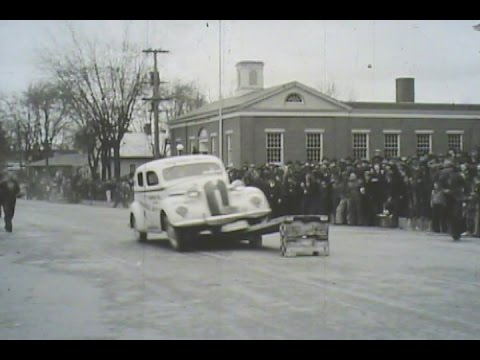 1937 Campbellsville Kentucky