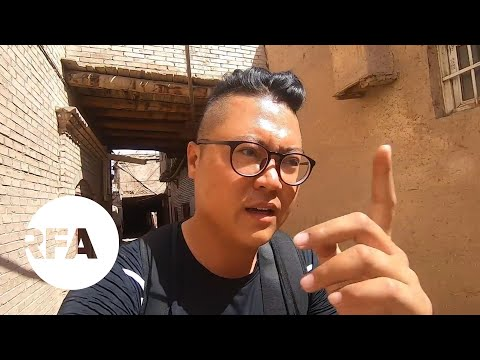"Rare Visit To Ancient Kashgar Reveals Uyghur ""Ghost Town"" | Radio Free Asia (RFA)"