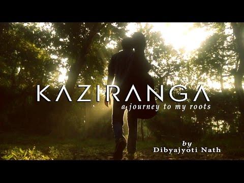 KAZIRANGA BY DIBYAJYOTI NATH feat. JADAV PAYENG.