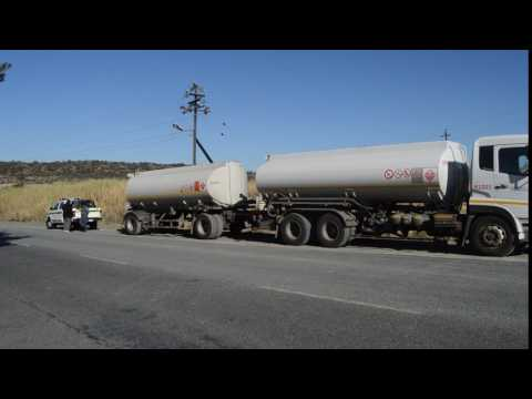 Truck possibly hijacked and left stranded in Ladysmith