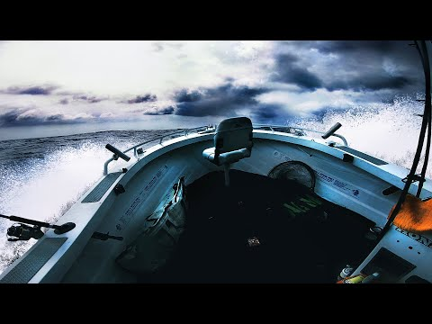 Small Boat VS Big Storm | Offshore fishing trip goes wrong..
