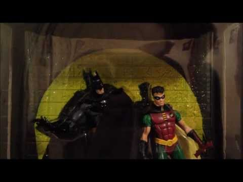 Toys R US Exclusive 2 Pack BATMAN And ROBIN