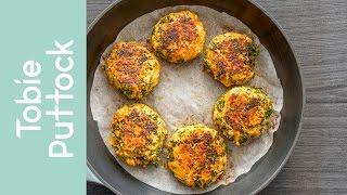 Salmon, Kale and Quinoa Fishcakes