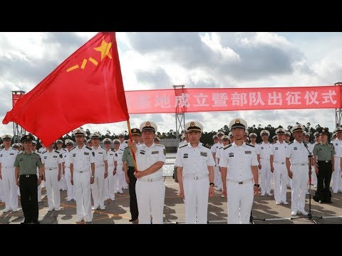 China ramping up nuclear weapons development