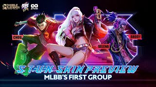 S.T.U.N. Skins | 515 Eparty | Mobile Legends: Bang Bang