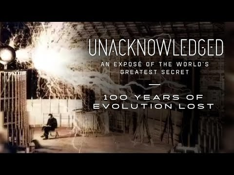 Unacknowledged: We've Lost 100 Years of Evolution (2017) Dr. Steven Greer UFO Documentary