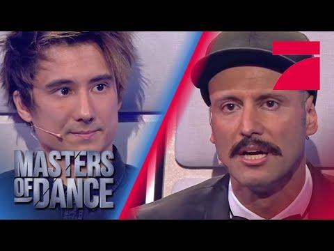 Team Julien vs. Team Vartan - Wer gewinnt das 1. Duell? | Masters of Dance | Finale | ProSieben