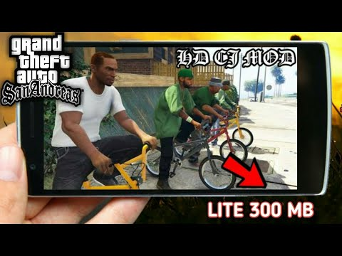 GTA SAN ANDREAS DOWNLOAD 200MB ON ANDROID /SHAH GAMERS