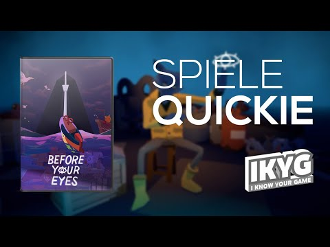 Before Your Eyes - Spiele-Quickie