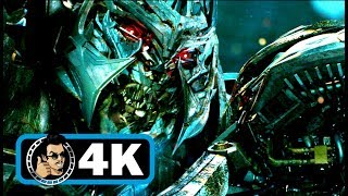 Transformers Revenge of the Fallen (2009) Movie Clip - Megatron Rescue and the Fallen 4K U ...
