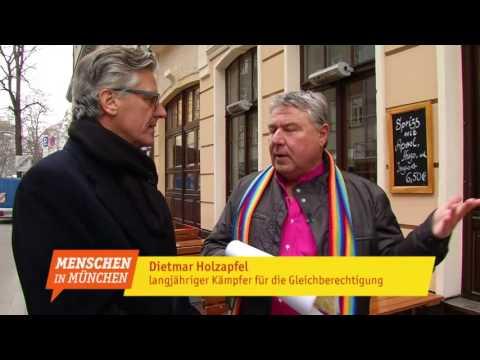 """Dietmar Holzapfel - Wirt """"Deutsche Eiche"""" - Menschen in München"""