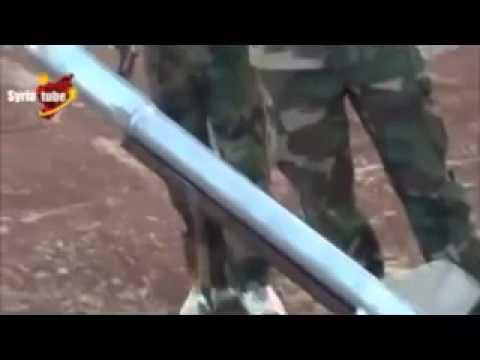 """18+ Syria - Free Syrian Army """" The A Team"""" XD"""
