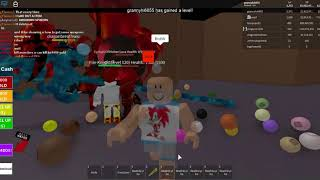 how to get good swords in fight the monsters for starters roblox