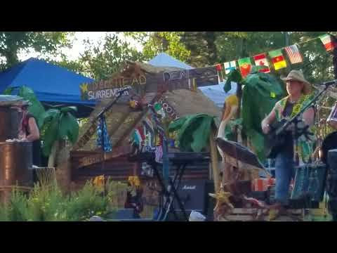 The Deckheads - Truckee Regional park, June 29, 2016