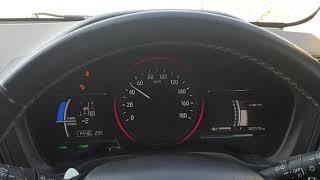 Honda vezel 0 to 100 km/h