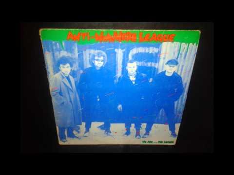 Anti-Nowhere League - We Are... The League (Full Vinyl Album)