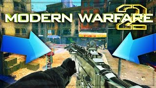 NEW GUNS!! - CALL OF DUTY MODS: GUNS FROM BLACK OPS 2, COD GHOSTS & ADVANCED WARFARE IN MW2
