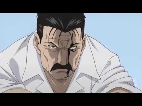 Fullmetal Alchemist Greed vs Bradley final fight!! Sub indo