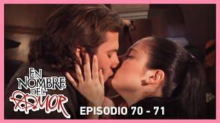 En nombre del amor: Emiliano le propone matrimonio a Paloma | C-70 y 71 | Tlnovelas