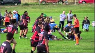 2016 Round 5 Tries vs Kalamunda