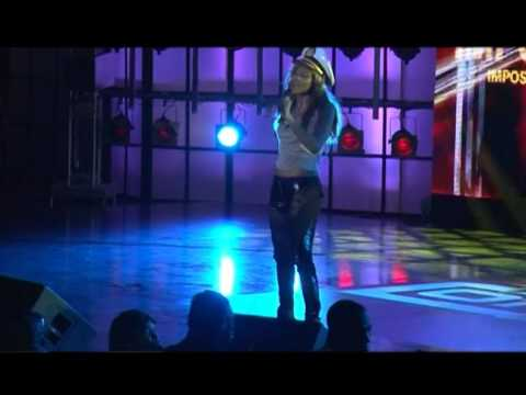 """SHONTELLE Performs """"IMPOSSIBLE"""" live at the """"233CONNECT SHOW"""""""