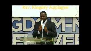 In Christ Alone   Minister Caleb