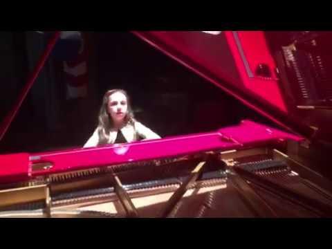 "Klara Khomskii, 8 years old - ""Nordergeister"" by Klara Khomskii"