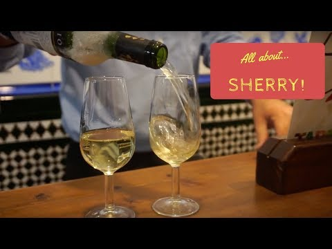 All About Sherry!    The secrets behind Spain's misunderstood wine!