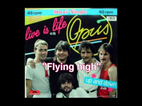 OPUS live-Flying high
