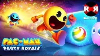 PAC-MAN Party Royale (by BANDAI NAMCO) - iOS (Apple Arcade) Gameplay