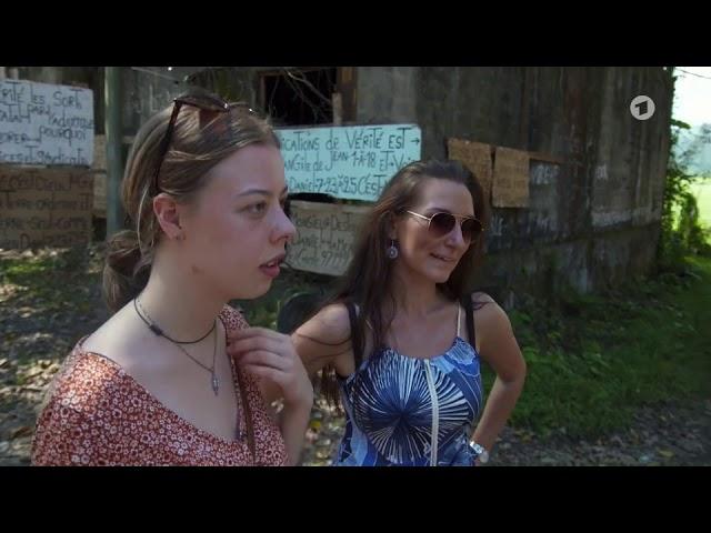 Sehnsucht Segeln (Folge 3) AUSSCHNITT: David und Mercedes in Guadeloupe