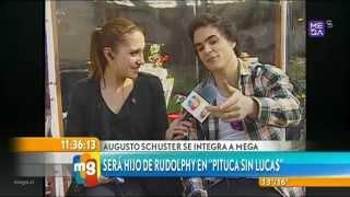 Augusto Schuster entrevista de Mucho Gusto
